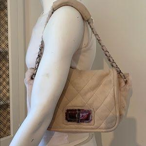 100% authentic Chanel shoulder bag